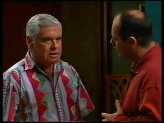 Lou Carpenter, Philip Martin in Neighbours Episode 3142