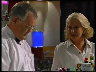 Harold Bishop, Madge Bishop in Neighbours Episode 3142