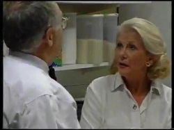 Harold Bishop, Madge Bishop in Neighbours Episode 3143