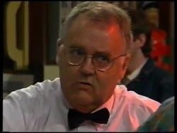 Harold Bishop in Neighbours Episode 3143