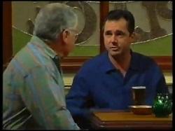 Lou Carpenter, Karl Kennedy in Neighbours Episode 3143