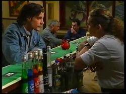 Drew Kirk, Toadie Rebecchi in Neighbours Episode 3143