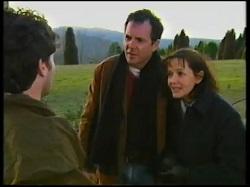 Farmer Jones, Karl Kennedy, Susan Kennedy in Neighbours Episode 3144