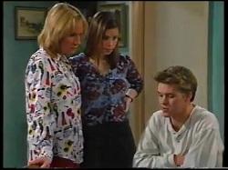 Ruth Wilkinson, Anne Wilkinson, Billy Kennedy in Neighbours Episode 3144