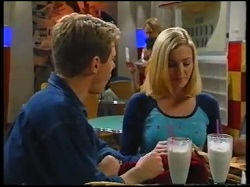 Lance Wilkinson, Amy Greenwood in Neighbours Episode 3144
