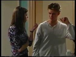 Anne Wilkinson, Billy Kennedy in Neighbours Episode 3144