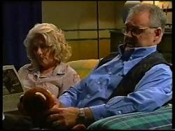 Madge Bishop, Harold Bishop in Neighbours Episode 3145