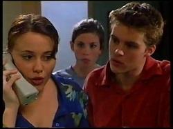 Libby Kennedy, Anne Wilkinson, Billy Kennedy in Neighbours Episode 3145