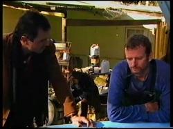 Karl Kennedy, Felix Tishler in Neighbours Episode 3145