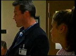 Alex Fenton, Sarah Beaumont in Neighbours Episode 3171