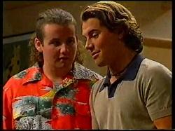 Toadie Rebecchi, Joel Samuels in Neighbours Episode 3171