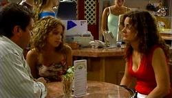 David Bishop, Serena Bishop, Liljana Bishop in Neighbours Episode 4751