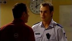 Karl Kennedy, Stuart Parker in Neighbours Episode 4751