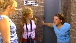 Janelle Timmins, Janae Timmins, Bree Timmins in Neighbours Episode 4751