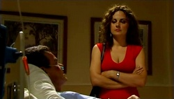 Paul Robinson, Liljana Bishop in Neighbours Episode 4751
