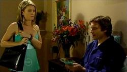 Izzy Hoyland, Darcy Tyler in Neighbours Episode 4757