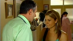 Karl Kennedy, Izzy Hoyland in Neighbours Episode 4757