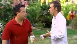 Allan Steiger, Stuart Parker in Neighbours Episode 4758