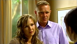 Steph Scully, Max Hoyland in Neighbours Episode 4758