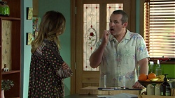 Sonya Mitchell, Toadie Rebecchi in Neighbours Episode 7529