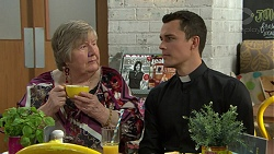 Jacqueline Rosser, Jack Callaghan in Neighbours Episode 7529