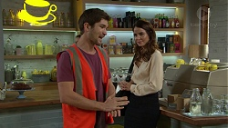 Ned Willis, Elly Conway in Neighbours Episode 7529
