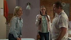 Dee Bliss, Willow Bliss, Toadie Rebecchi in Neighbours Episode 7529