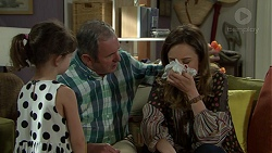 Nell Rebecchi, Karl Kennedy, Sonya Mitchell in Neighbours Episode 7529