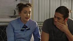 Piper Willis, Tyler Brennan in Neighbours Episode 7530