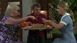 Sheila Canning, Gary Canning, Xanthe Canning in Neighbours Episode 7530