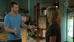 Mark Brennan, Steph Scully in Neighbours Episode 7530