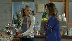 Willow Bliss, Sonya Mitchell in Neighbours Episode 7531