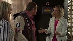 Dee Bliss, Toadie Rebecchi, Sindi Watts in Neighbours Episode 7532
