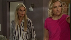 Dee Bliss, Sindi Watts in Neighbours Episode 7532