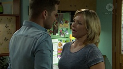 Mark Brennan, Steph Scully in Neighbours Episode 7532