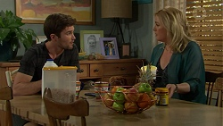 Ned Willis, Lauren Turner in Neighbours Episode 7533