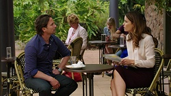Brad Willis, Elly Conway in Neighbours Episode 7533