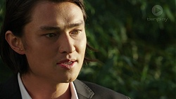 Leo Tanaka in Neighbours Episode 7533