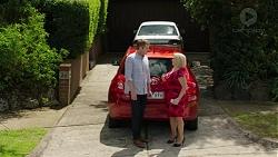 Gary Canning, Sheila Canning in Neighbours Episode 7534