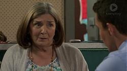 Bibiana Nasir, Jack Callaghan in Neighbours Episode 7534