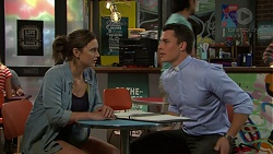 Amy Williams, Jack Callaghan in Neighbours Episode 7534
