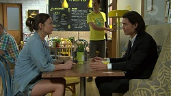 Amy Williams, Leo Tanaka in Neighbours Episode 7534