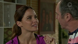 Elly Conway, Karl Kennedy in Neighbours Episode 7534