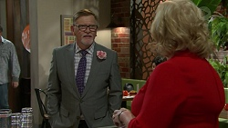 Bruce McNally, Sheila Canning in Neighbours Episode 7535