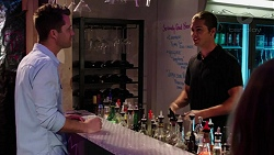Mark Brennan, Tyler Brennan in Neighbours Episode 7535