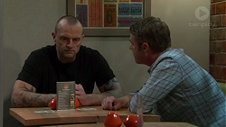 Kev McNally, Gary Canning in Neighbours Episode 7535