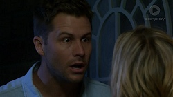 Mark Brennan, Steph Scully in Neighbours Episode 7536