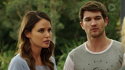 Elly Conway, Ned Willis in Neighbours Episode 7536
