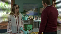 Sonya Mitchell, Toadie Rebecchi in Neighbours Episode 7536