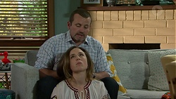 Toadie Rebecchi, Sonya Mitchell in Neighbours Episode 7537
